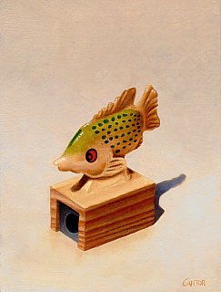 Pencil Sharpener: Fish